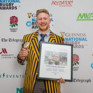 National Rugby Awards Mens player of the year