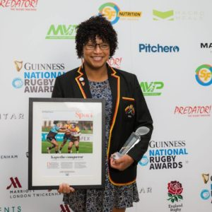National Rugby Awards Women's player of the year
