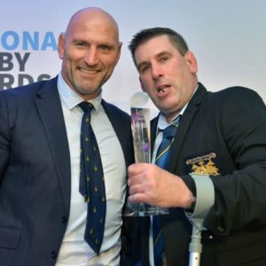 National Rugby Awards 2017 Winners 1